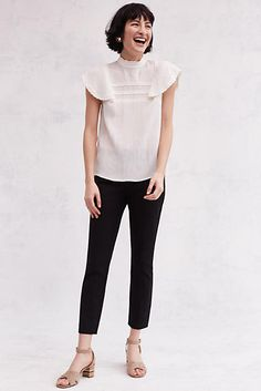 The Essential Skinny - anthropologie.com
