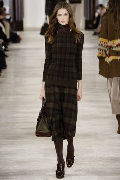 Ralph Lauren - Fall 2016 Ready-to-Wear