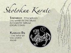 Shotokan - Karate