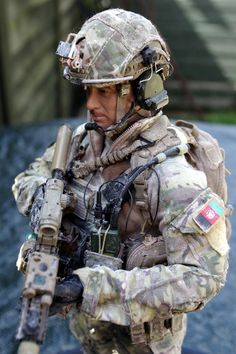 Modern War (1990s to Present) US Special Forces Group Afghanistan, c. 2013 - OSW: One Sixth Warrior Forum