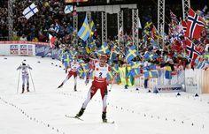 Therese Johaug wins Gold | Skid-VM Falun 2015 | FIS Nordic World Ski Championships 2015