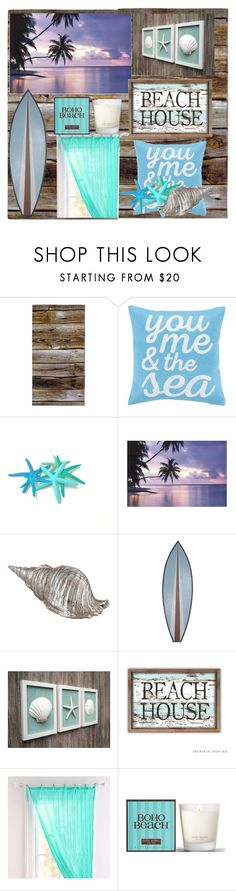 Beach/Summer Mood Board by calibeachlyfe on Polyvore featuring interior, interiors, interior design, home, home decor, interior decorating, Möve, PBteen, WALL and Peking Handicraft