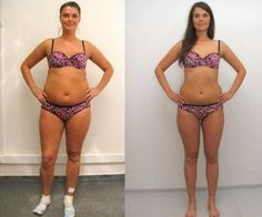 Lose 10 Pounds in a Week before and after