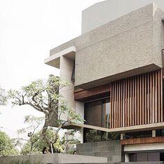 EM house #architecture #arsitektur #arquitectura #housedesign #archdaily #architecturelover #architecture_hunter #dezeen #fasade #nataneka