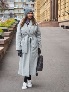 Пальто-халат / Фотофорум / Burdastyle