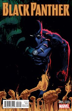 'Black Panther' #1 Variant Covers | Complex