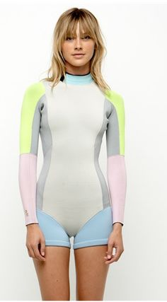 Roxy wetsuit for summer