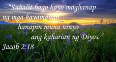 Tagalog Christian Quotes (Inspirational)