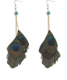 Jaime gave me some like these. I'm naked without my earrings!