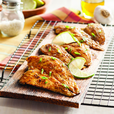 Fire up your grill because Masala Grilled Flounder is #RightForTonight!