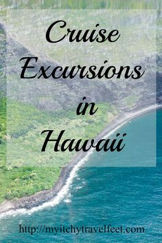 Are you cruising in Hawaii? Which cruise excursion should you take. Click through to read our recommendations for Hawaii cruise excursions.