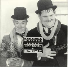 Image detail for -45cat - Stan Laurel And Oliver Hardy - Honolulu Baby / Let Me Call You ...