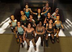 Tomb Raider: Lara Croft - The Legacy (2016 Update) by Irishhips on DeviantArt