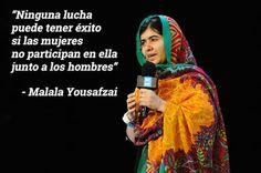 Las mejores frases de nuestro Premio Nobel de la Paz favorito, Malala Yousafzai | Verne EL PAÍS http://verne.elpais.com/verne/2014/10/10/articulo/1412941386_000152.html