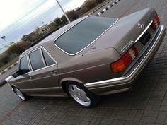 Mercedes W126, Mercedes Benz Cars, Mercedes S Class, Classic Mercedes, Vehicles, Friends, Cars, Amigos, Car