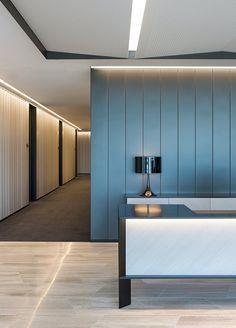 Corrs Chambers Westgarth Brisbane Office, Brisbane, 2014 - Bates Smart Architects