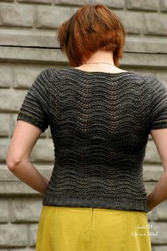 Ravelry: Pashmineh pattern by Hanna Maciejewska