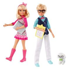 Barbie Sisters Twins Doll 2-Pack, so is this suppose to be sisters or brother and sister?