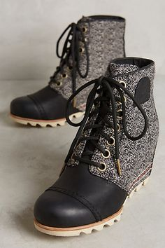 Sorel 1964 Premium Wedge Boots #anthropologie