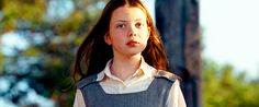 Queen Lucy the Valiant. Lucy Pevensie, Edmund Pevensie, Narnia 4, Cair Paravel, Courage Dear Heart, Georgie Henley, Prince Caspian, The Valiant, Chronicles Of Narnia
