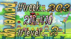 Angry Birds Friends Tournament Week 203  Level 2   power up  HighScore (...