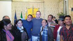 Napoli, De Magistris incontra sindaci del Sudamerica