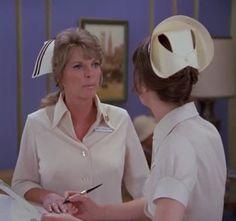 """Dixie McCall (Julie London), """"Surprise"""""""