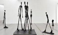 Alberto Giacometti Wir als Künstler - ProfilSchuleLünen (Städt. Gemeinschaftshauptschule Brambauer)
