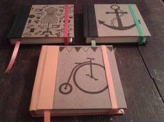 Resultado de imagen para cuadernos artesanales