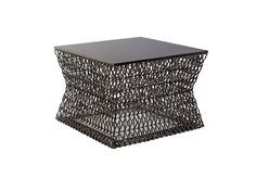 Weaved Hourglass Coffee Table - PH61091