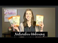 Naturebox Unboxing