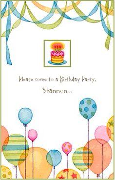 make my own birthday invitations free my birthday pinterest