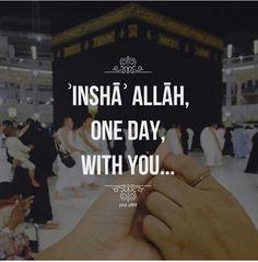 In Sha Allah Ammeen. Muslim Couple Quotes, Cute Muslim Couples, Muslim Quotes, Islamic Love Quotes, Islamic Inspirational Quotes, Islamic Images, Islamic Art, Halal Love, Mekka Islam