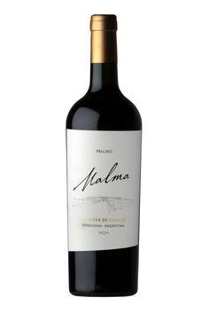 Nice simple design | La Bodega patagónica NQN (@NQNwinery) ha lanzado la nueva añada de su exitoso vino Malma Reserva de Familia Malbec 2010. Se elaboraron 60.000 botellas, las cuales se comercializarán principalmente en el mercado nacional; Brazil, Estados Unidos, Canadá e Inglaterra.