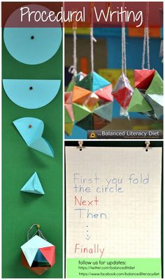 Spelling And Handwriting, Procedural Writing, Love Teacher, Balanced Literacy, Learning To Write, Writing Process, Teacher Resources, Theory, Paper Art