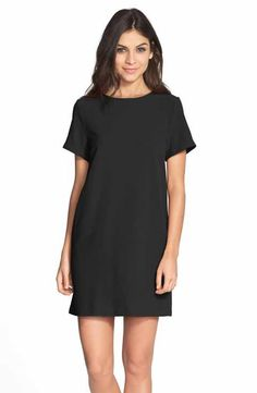 Felicity & Coco Crepe Shift Dress (Nordstrom Exclusive)