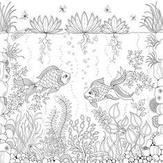 A Coloring Book For Adults Because Everyone Deserves To Unleash Their Inner Creative