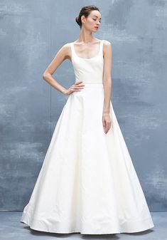 c564b2ebffd Amsale Brent Ball Gown Wedding Dress Elite Bridal