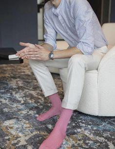 Mens Tights, Men Photography, Socks, Pants, Style, Fashion, Trouser Pants, Swag, Moda
