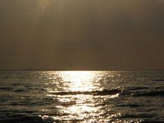 Międzyzdroje zachód słońca