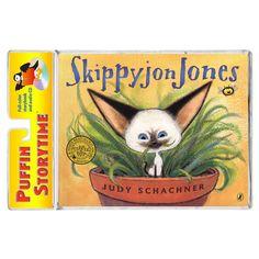 Skippyjon Jones - Paperback & CD