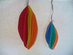 DIY Christmas Ornament - Fun and Colorful