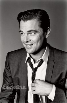 <b>After all these years, Leo's still got it.</b> Sigh.