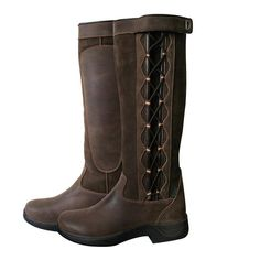 Dublin Pinnacle Tall Boots - These cute boots are a great addition to your winter wardrobe!   (http://www.equusnow.com/products/dublin-pinnacle-tall-boots.html)