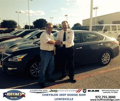 https://flic.kr/p/PC1o93 | #HappyBirthday to Doug from Mark Gill at Huffines Chrysler Jeep Dodge Ram Lewisville! | deliverymaxx.com/DealerReviews.aspx?DealerCode=XMLJ