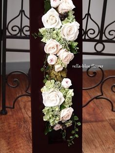 Flower Boxes, Flower Frame, Table Flowers, Paper Flowers, Moss Decor, Japanese Flowers, Funeral Flowers, How To Preserve Flowers, Ikebana