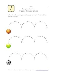 tracing lines worksheet writing readiness kid stuff tracing lines line tracing worksheets. Black Bedroom Furniture Sets. Home Design Ideas