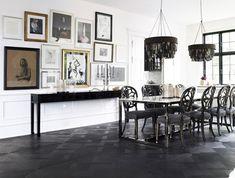 House Envy: Black & White