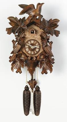 Here's the coo coo clock