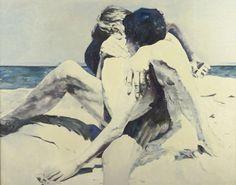 The Beach by Balcomb Greene